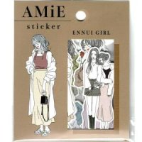 STAMP STICKER stationery