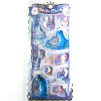 CHARACTER DECO STICKER チップ&デール
