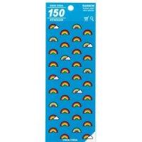CHOA CHOA 150 STICKER RAINBOW