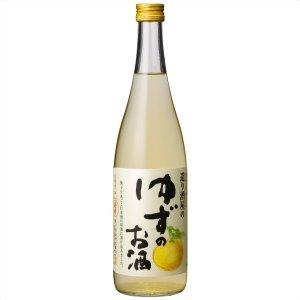 榮川 造り酒屋のゆずのお酒 720ml