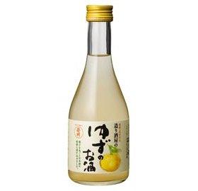 ゆっくらオンラインショップ 榮川 造り酒屋のゆずのお酒 300ml