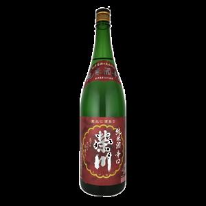 ゆっくらオンラインショップ 純米酒辛口 1800ml