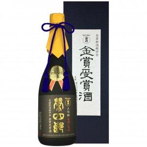ゆっくらオンラインショップ 大吟醸榮四郎 壜囲い原酒(金賞受賞酒)720ml