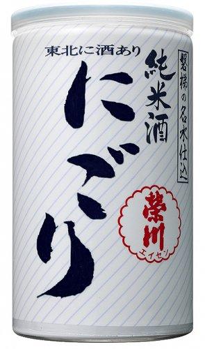 純米酒にごりカップ 180ml