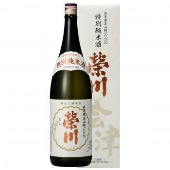 榮川 特別純米酒1.8L