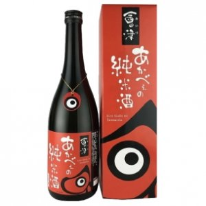 ゆっくらオンラインショップ あかべぇの純米酒720ml