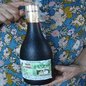 川満さんのノニ果汁ノニパワー