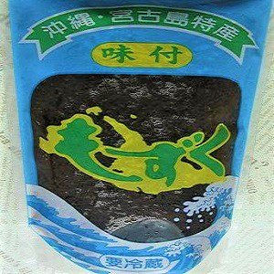 宮古島産味付けもずく450g