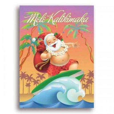 【Pick the Hawaii】ジョリーウェイブ・グリーティングカード