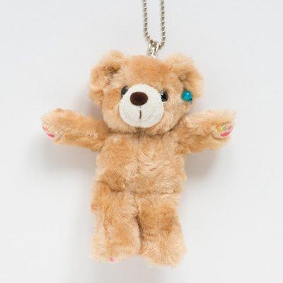 【Lani Hawaii Bear】ラニベアー・Sサイズぬいぐるみ/ぬいぐるみバッヂサイズ