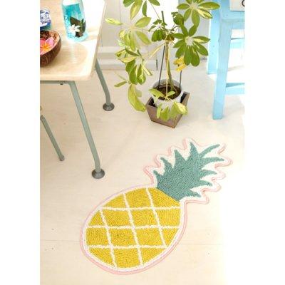 【tropical collection】 パイナップルマット
