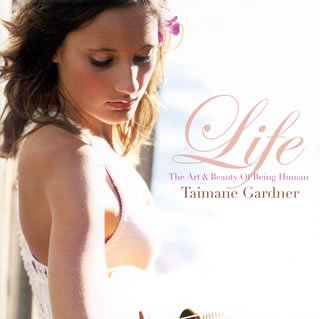 Life~The Art&Beauty Of Being Human~  / Taimane Gardner (CD) ☆★