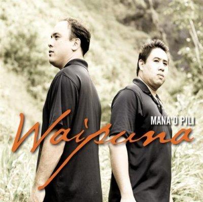 Mana'o Pili  / Waipuna (CD) ☆★