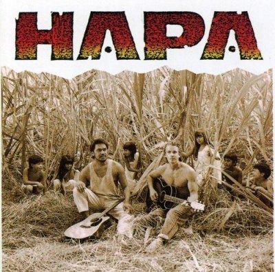 HAPA  / HAPA (CD) ☆★