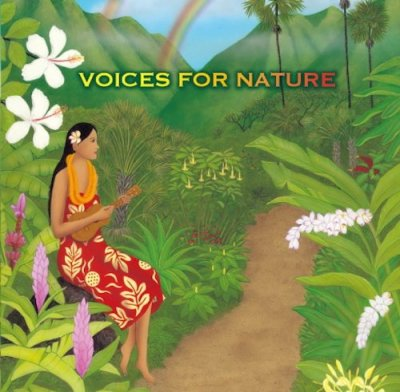 VOICES FOR NATURE  (CD) ☆★