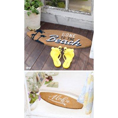 【tropical collection】コイヤーマット サーフボード