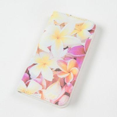 【Lani Hawaii】手帳型スマートフォンケース【iphone用・アンドロイド用】レイア柄