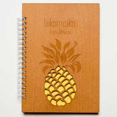予約受付中!【Lani Hawaii】フラノート パイナップル