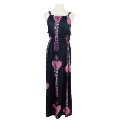 【Sabado】サバドデザイン バックリボンドレス (ラウハラ)ブラック