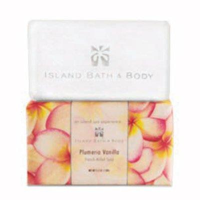 【Island Bath & Body】ミルドソープ70g /プルメリアバニラ 3個セット