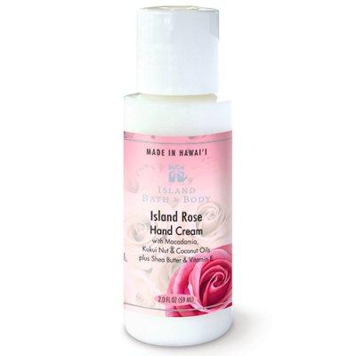 【Island Bath & Body】ハンドクリーム 59ml /アイランドローズ(マウイティローズ)