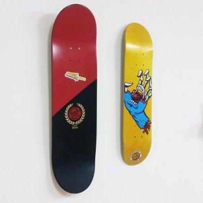 【ボードハンガー for SK8】 スケートボード用ラック / SGER-04 ★