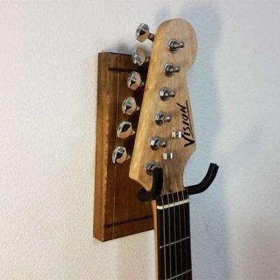 【イージーフック】 ギター・ウクレレ・スケートボード/ホワイト、ブラウン、ブラック/ SGER-21