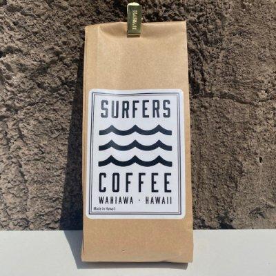 <img class='new_mark_img1' src='https://img.shop-pro.jp/img/new/icons25.gif' style='border:none;display:inline;margin:0px;padding:0px;width:auto;' />【Surfers Coffee】オアフ島ワイルア産・サーファーズコーヒー 200g