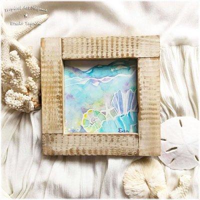 【Etsuko Taguchi】原画:珊瑚たち�