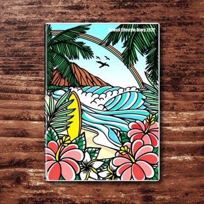 ハワイ手帳ミニ2021(TAMO)