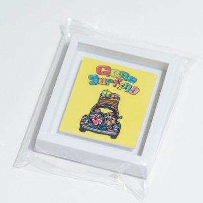 HLC ミニアートマグネット(Surf Beetle)【 TAMO 】