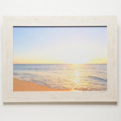 <img class='new_mark_img1' src='https://img.shop-pro.jp/img/new/icons13.gif' style='border:none;display:inline;margin:0px;padding:0px;width:auto;' />【Shoco Hi'ilei】Photo Art フォトアートBeautiful sunset・キャンバスプリント・A3サイズ