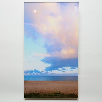 <img class='new_mark_img1' src='https://img.shop-pro.jp/img/new/icons13.gif' style='border:none;display:inline;margin:0px;padding:0px;width:auto;' />【Shoco Hi'ilei】Photo Art フォトアートMorning rainbow・アクリル・A2ワイドサイズ