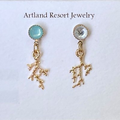 <img class='new_mark_img1' src='https://img.shop-pro.jp/img/new/icons13.gif' style='border:none;display:inline;margin:0px;padding:0px;width:auto;' />【Artland Resort Jewelry】マスクチャーム・サンゴ