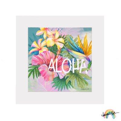 【Lauren Roth】Aloha Flora【12 x 12
