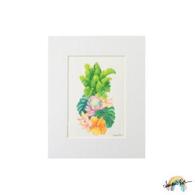 【Lauren Roth】Protea Pineapple【8 x 10