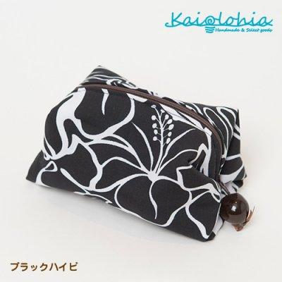 【Kaiolohia】フワフワポーチ Fuwafuwa pouch