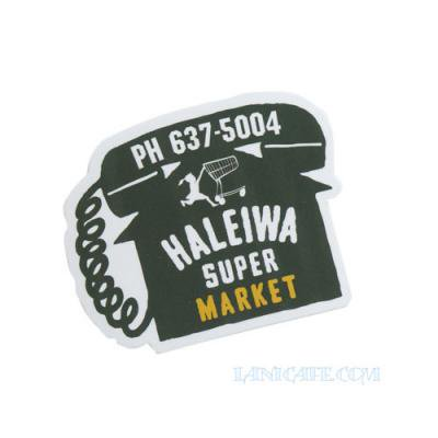 【Haleiwa Super Market】ステッカー・PHONEハレイワ★<img class='new_mark_img2' src='//img.shop-pro.jp/img/new/icons1.gif' style='border:none;display:inline;margin:0px;padding:0px;width:auto;' />