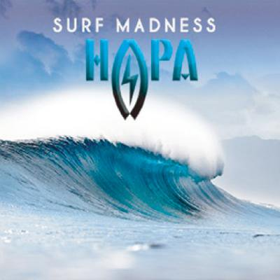 SURF MADNESS by HAPA (CD) ☆★