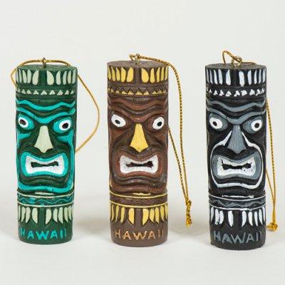 【Pick the Hawaii】Tiki オーナメント