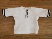 半袖 Tシャツ 紺ライン 34cmサイズ