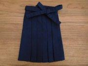 女の子用 袴 紺 28cmサイズ
