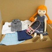 着せ替え人形セット SS B LB6-1 34cmサイズ