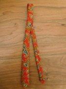 人形用 ネクタイ ペイズリー 28cmサイズ