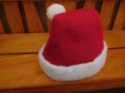 サンタクロース風帽子・34cmサイズ