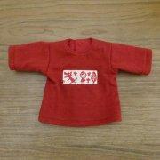 半袖 Tシャツ カットソー 赤ずきんちゃん 34cmサイズ