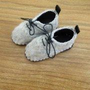 スニーカータイプ 靴 グレー 28cmサイズ