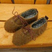 スニーカータイプ 靴 キャメル 34cmサイズ