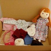 着せ替え人形セット AW C LB1-1 34cmサイズ