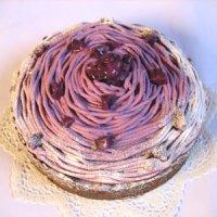紫芋のタルトSサイズ